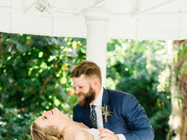 Blake and Courtney's Wedding in Bonita Springs, Florida 33
