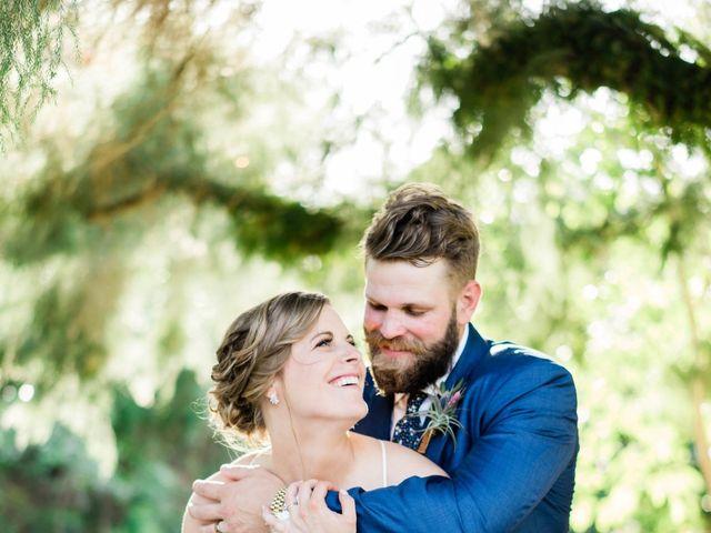Blake and Courtney's Wedding in Bonita Springs, Florida 38