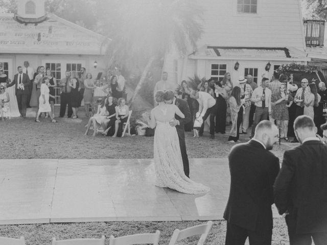 Blake and Courtney's Wedding in Bonita Springs, Florida 45