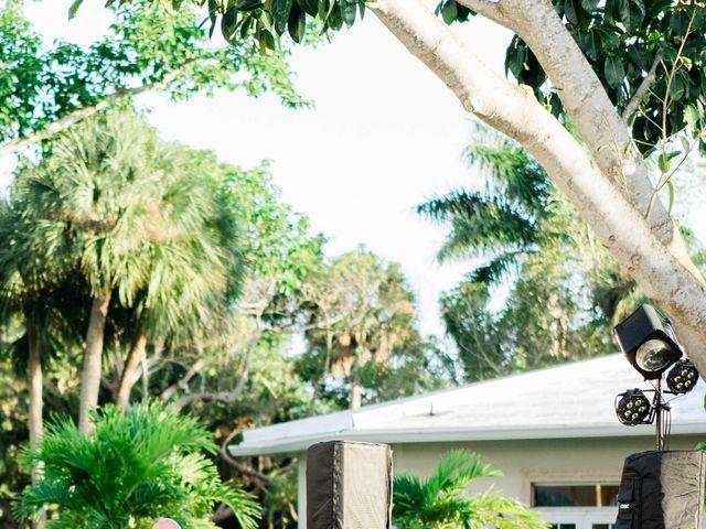 Blake and Courtney's Wedding in Bonita Springs, Florida 56