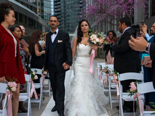 Vanessa and Jesse's Wedding in Arlington, Virginia 14