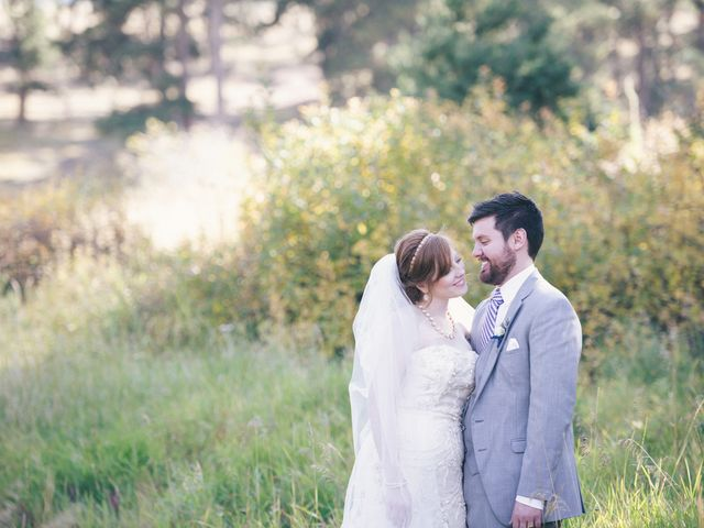 Zac and Kristin's Wedding in Estes Park, Colorado 2