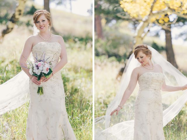 Zac and Kristin's Wedding in Estes Park, Colorado 4