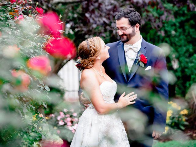 The wedding of Elisa and Robert