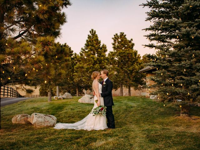 The wedding of Madi and Daniel