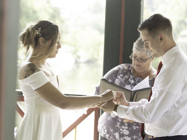 The wedding of Brennan and Tai