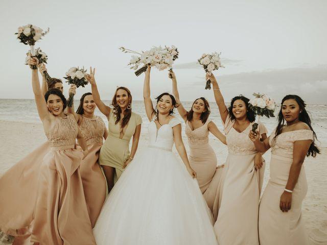 Ivan and Alba's Wedding in Punta Cana, Dominican Republic 20