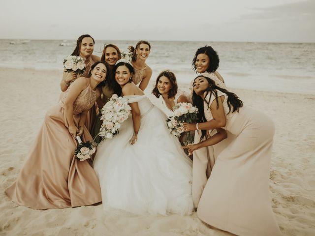 Ivan and Alba's Wedding in Punta Cana, Dominican Republic 23
