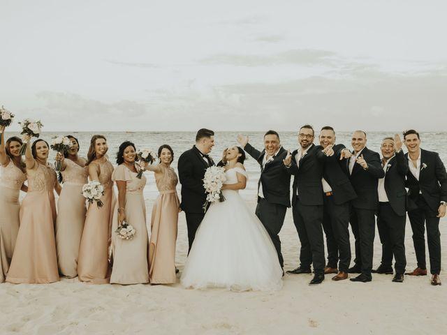 Ivan and Alba's Wedding in Punta Cana, Dominican Republic 26