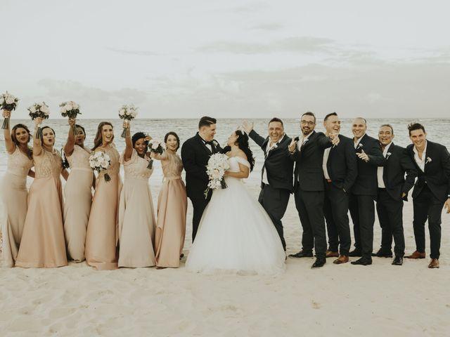 Ivan and Alba's Wedding in Punta Cana, Dominican Republic 27