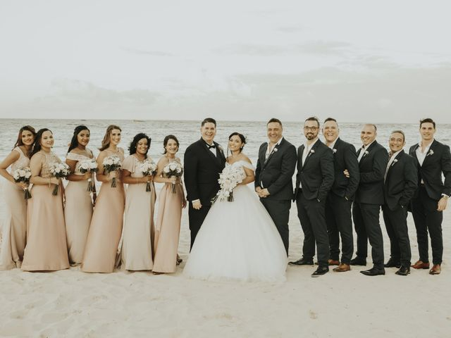 Ivan and Alba's Wedding in Punta Cana, Dominican Republic 28