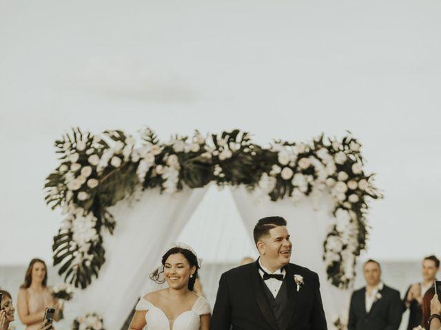 Ivan and Alba's Wedding in Punta Cana, Dominican Republic 1