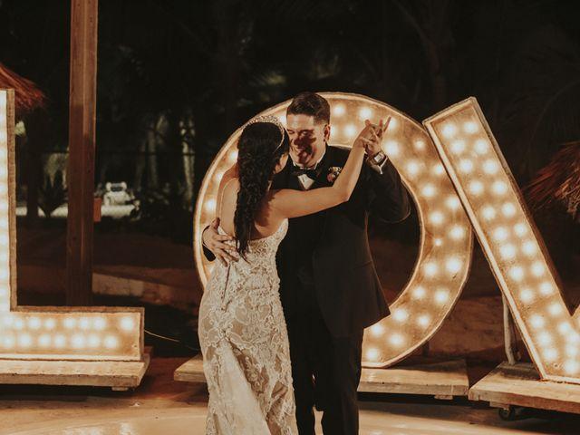 Ivan and Alba's Wedding in Punta Cana, Dominican Republic 45
