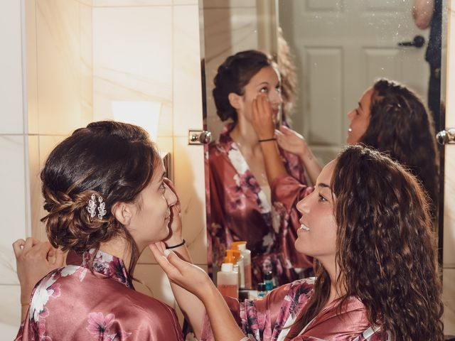 Sean and Kaila's Wedding in Saugerties, New York 5