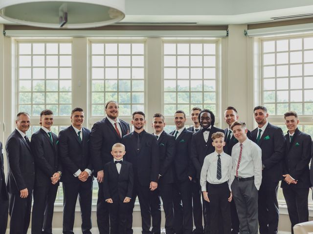 Sean and Kaila's Wedding in Saugerties, New York 28