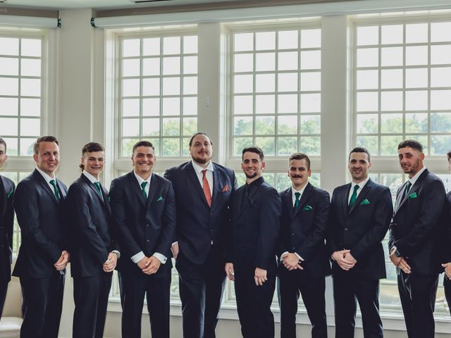 Sean and Kaila's Wedding in Saugerties, New York 29