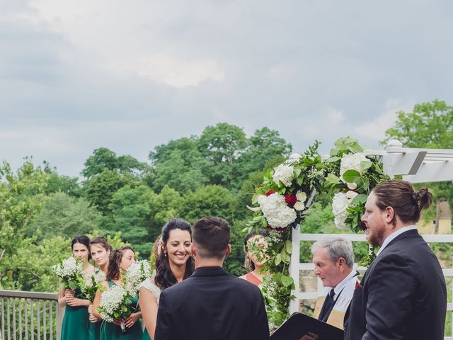 Sean and Kaila's Wedding in Saugerties, New York 33