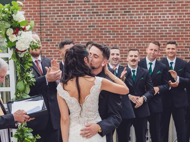 Sean and Kaila's Wedding in Saugerties, New York 36