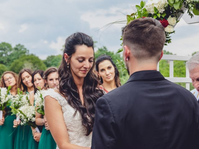 Sean and Kaila's Wedding in Saugerties, New York 37