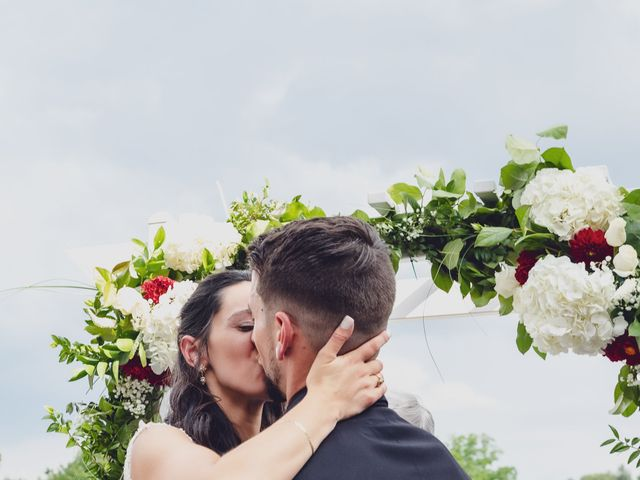 Sean and Kaila's Wedding in Saugerties, New York 39