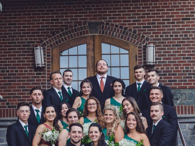 Sean and Kaila's Wedding in Saugerties, New York 40
