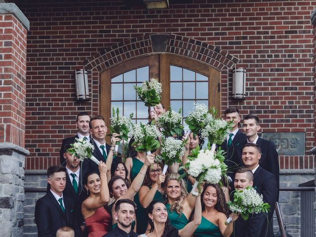 Sean and Kaila's Wedding in Saugerties, New York 41