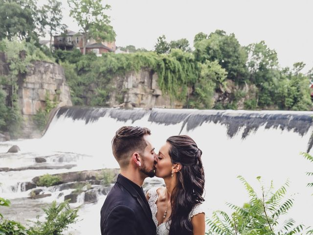 Sean and Kaila's Wedding in Saugerties, New York 43