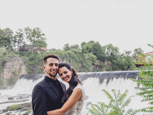Sean and Kaila's Wedding in Saugerties, New York 45