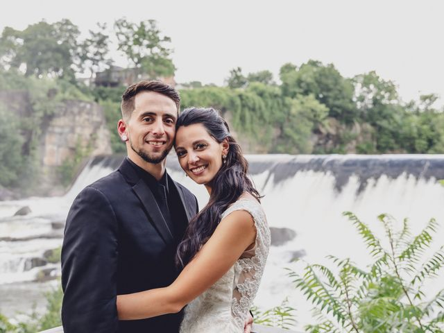 Sean and Kaila's Wedding in Saugerties, New York 46