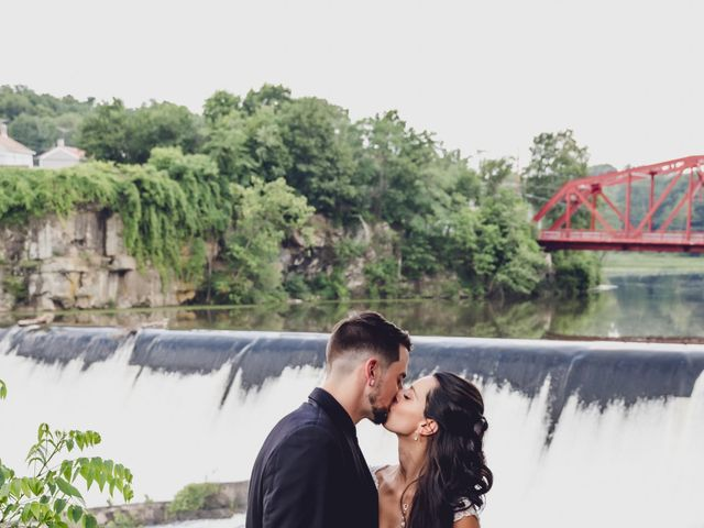 Sean and Kaila's Wedding in Saugerties, New York 47