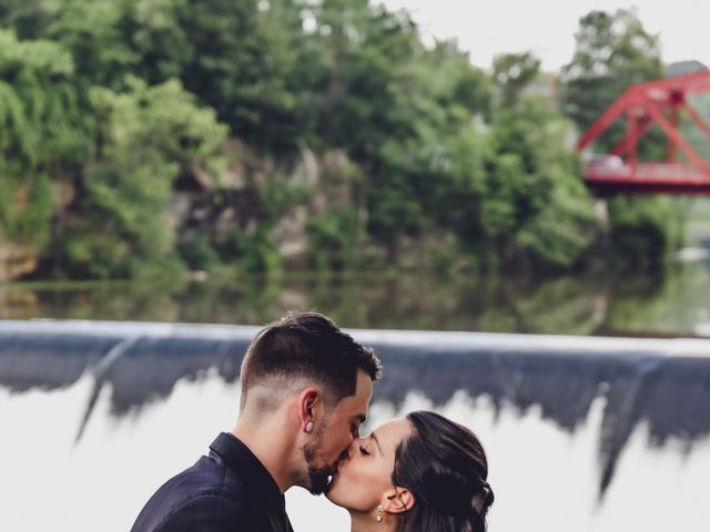 Sean and Kaila's Wedding in Saugerties, New York 49