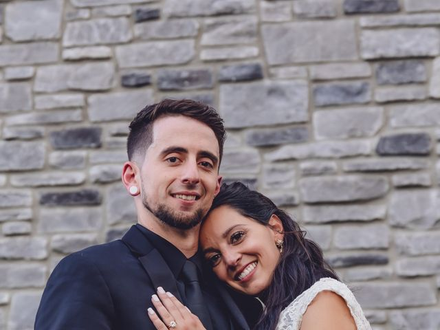 Sean and Kaila's Wedding in Saugerties, New York 50
