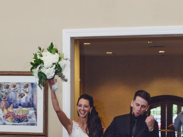 Sean and Kaila's Wedding in Saugerties, New York 53
