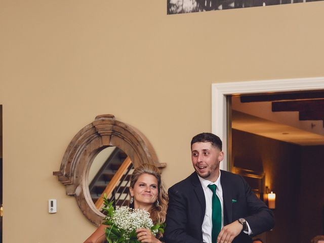 Sean and Kaila's Wedding in Saugerties, New York 59