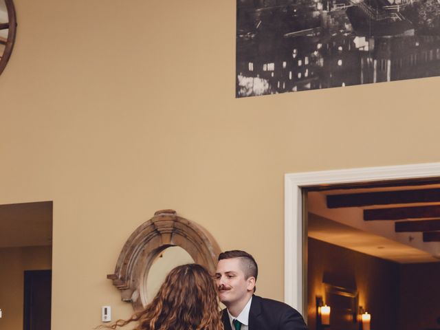 Sean and Kaila's Wedding in Saugerties, New York 60