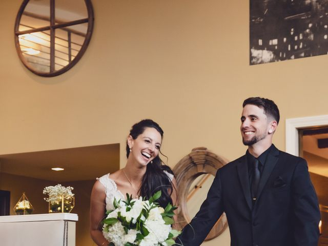 Sean and Kaila's Wedding in Saugerties, New York 64