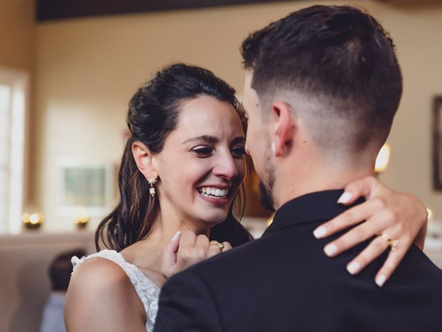 Sean and Kaila's Wedding in Saugerties, New York 66