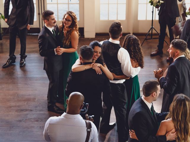 Sean and Kaila's Wedding in Saugerties, New York 67