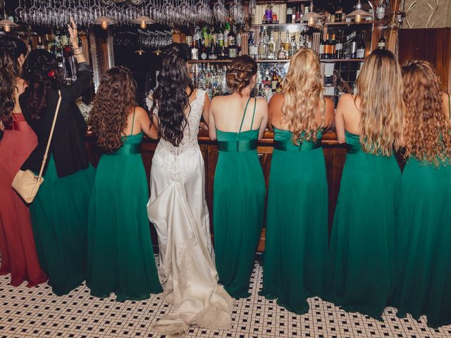 Sean and Kaila's Wedding in Saugerties, New York 70