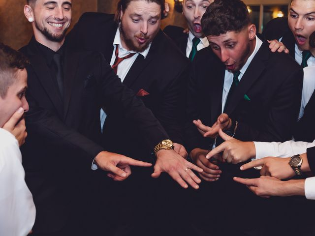 Sean and Kaila's Wedding in Saugerties, New York 71