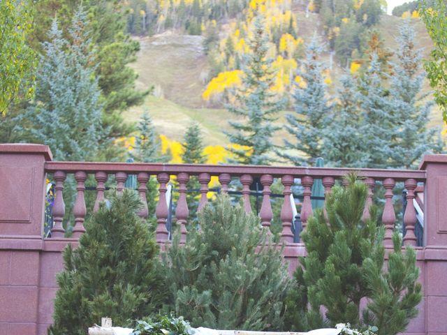 Kelsey and Jordan's Wedding in Aspen, Colorado 13