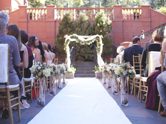 Kelsey and Jordan's Wedding in Aspen, Colorado 10