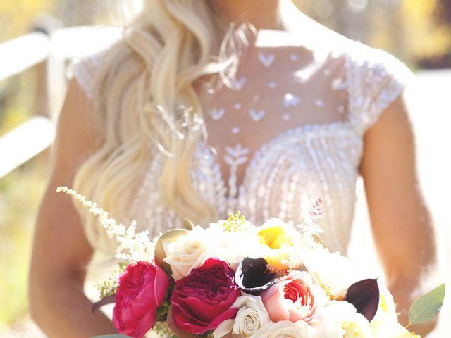 Kelsey and Jordan's Wedding in Aspen, Colorado 5