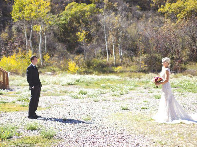 Kelsey and Jordan's Wedding in Aspen, Colorado 6