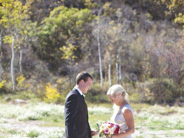 Kelsey and Jordan's Wedding in Aspen, Colorado 7