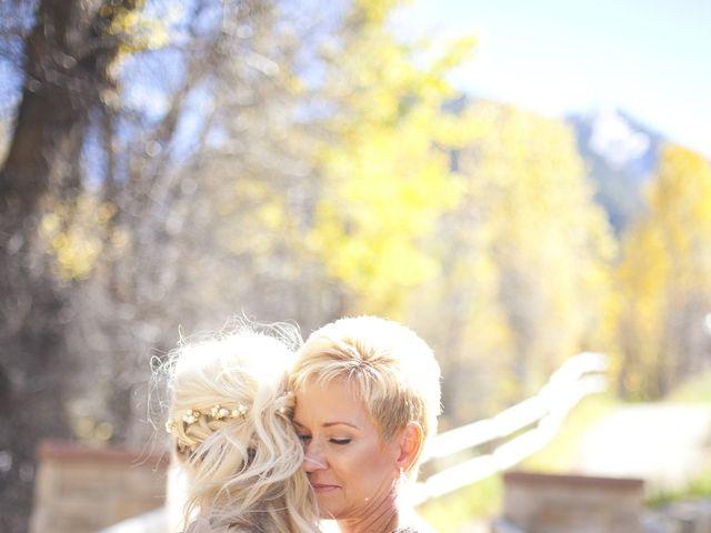 Kelsey and Jordan's Wedding in Aspen, Colorado 9