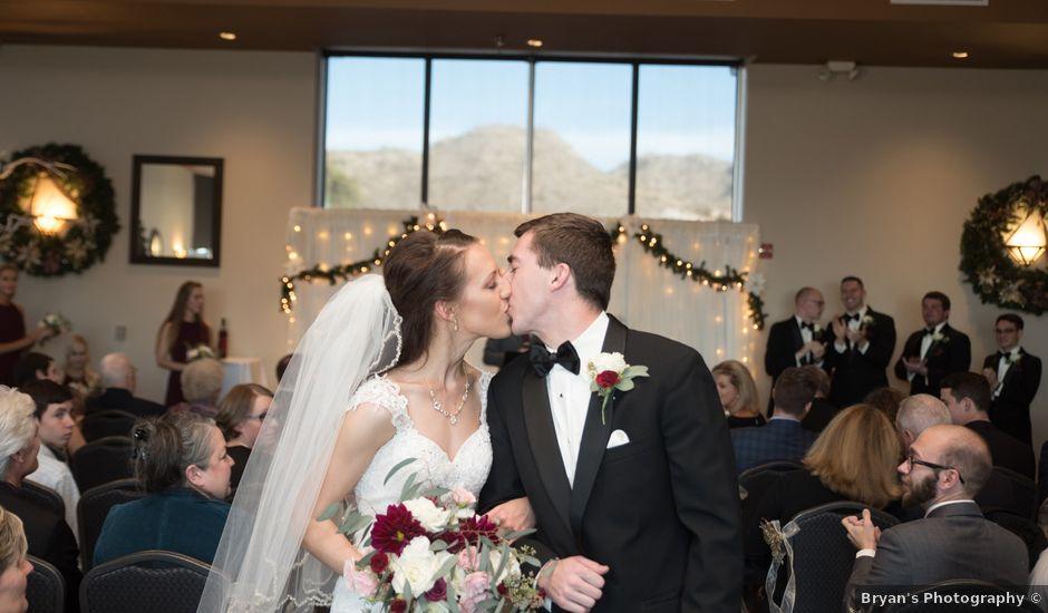 Ian and Emily's Wedding in Albuquerque, New Mexico