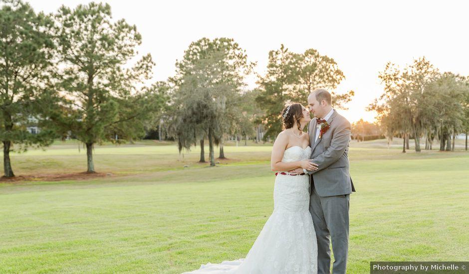 Cameron and Sarah's Wedding in Tampa, Florida