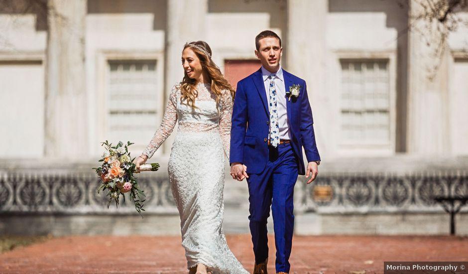Eli and Lindsay's Wedding in Philadelphia, Pennsylvania