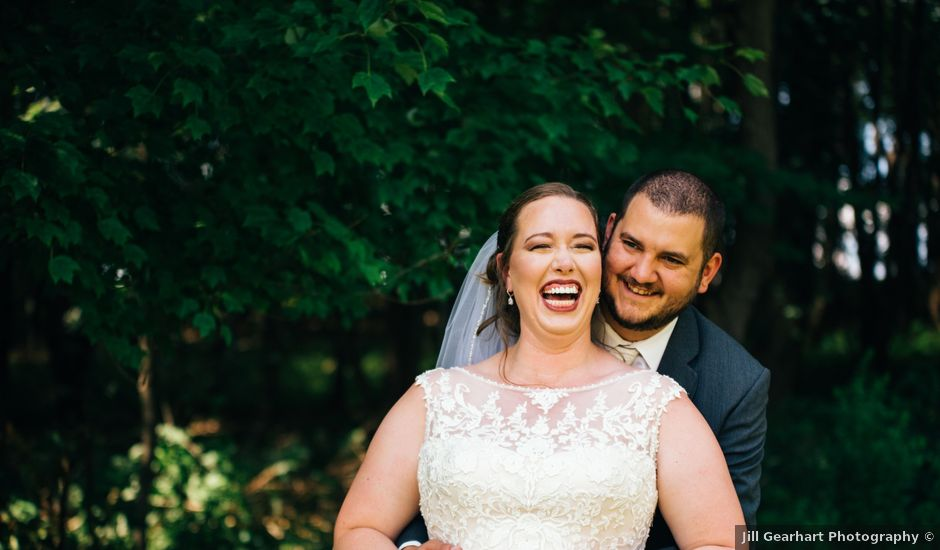Justin and Stephanie's Wedding in Indiana, Pennsylvania